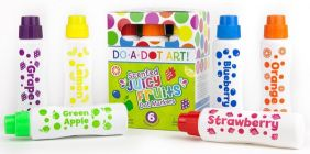 DO-A-DOT ART! JUICY FRUITS SCENTED