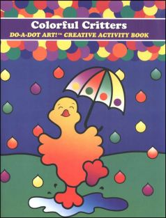 COLORFUL CRITTERS ACTIVITY BK