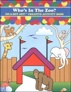 WHOS IN THE ZOO? ACTIVITY BOOK
