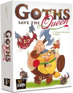 (SALE) GOTHS SAVE THE QUEEN GAME #GO0