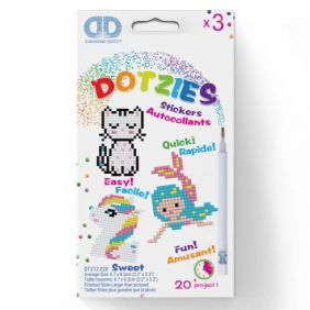 DOTZIES SWEET STICKERS