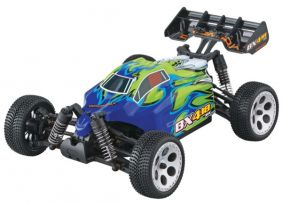 1/18 BX4.18BL 2.4GHZ 4WD BUGGY