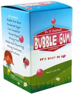 DIY BUBBLE GUM KIT #DIYBUB BY