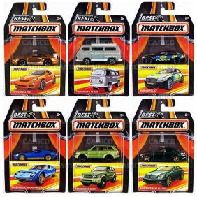 1/64 BEST OF MATCHBOX DIECAST