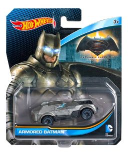 HOT WHEELS DC CHARACTER CAR #D
