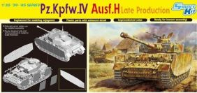 1/35 PZKPFW IV AUSF H LATE TAN