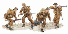 1/35 ALLIED ASSAULT SOLDIERS M