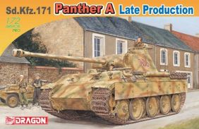 (SALE)1/72 SDKFZ 171 PANTHER A TANK