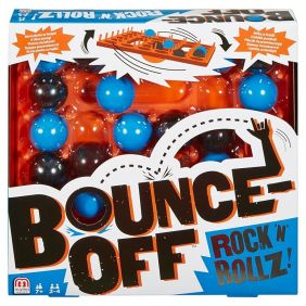 BOUNCE-OFF ROCK 'N' ROLLZ GAME