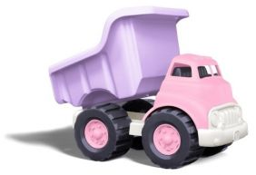 DUMP TRUCK-PINK #DTKP-1010 BY GREEN TOYS