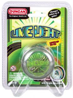 DUNCAN LIME LIGHT YO-YO #3517L