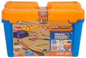 TRACK BUILDER STUNT BOX #DWW95