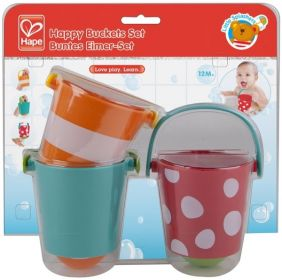 HAPPY BUCKETS SET-LITTLE SPLASHERS