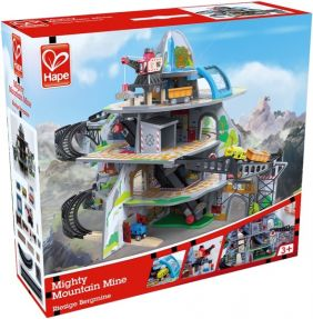 MIGHTY MOUNTAIN MINE-WOODEN RA
