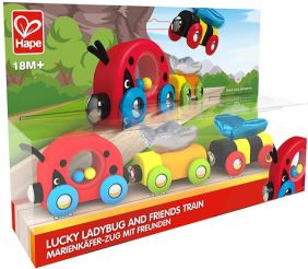 LUCKY LADYBUG & FRIENDS TRAIN