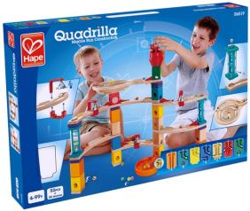 QUADRILLA CASTLE ESCAPE MARBLE RUN