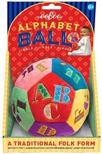 ALPHABET BALL ACTIVITY TOY