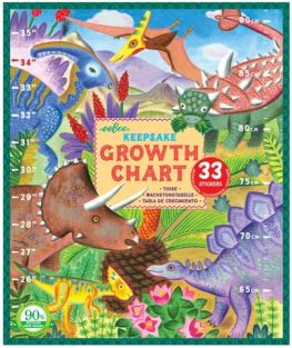 GROW LIKE A DINOSAUR GROWTH CH