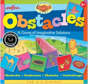 EEBOO OBSTACLES COOPERATIVE GAME #GMOBS
