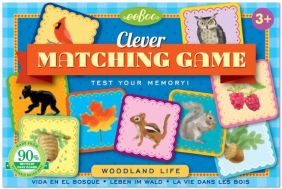 WOODLAND LIFE CLEVER MATCHING