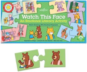 WATCH THIS FACE-EMOTIONAL LITERACY ACTIV