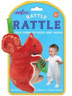 SQUIRREL RATTLE RATTLE