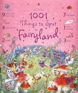1001 THINGS TO SPOT/FAIRYLAND