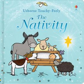 THE NATIVITY TOUCHY-FEELY