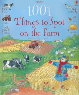 1001 THINGS TO SPOT ON/FARM
