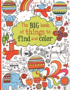 THE BIG BOOK OF THINGS TO FIND