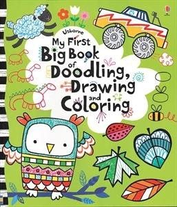 MY FIRST BIG BOOK OF DOODLING