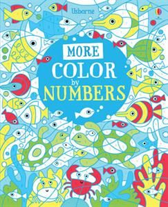 MORE COLOR BY NUMBERS