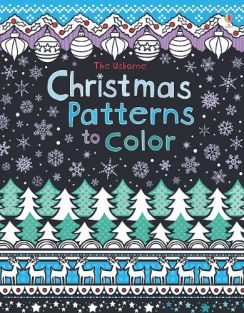 CHRISTMAS PATTERNS TO COLOR