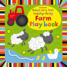 FARM PLAY BOOK BABY'S/FIRST