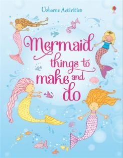 (SALE)MERMAID THINGS TO MAKE AND DO