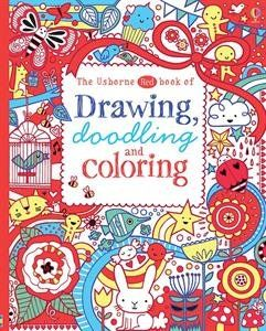THE USBORNE RED BOOK OF DRAWIN