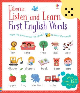 (SALE) LISTEN & LEARN FIRST EN