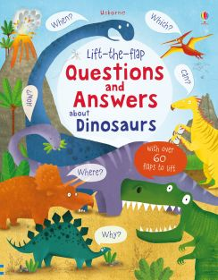 QUESTIONS & ANSWERS/DINOSAURS