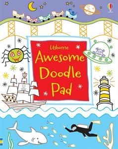 AWESOME DOODLE PAD
