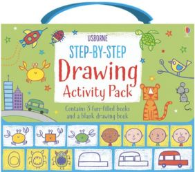STEP-BY-STEP DRAWING ACTIVITY
