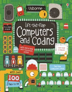 LIFT-THE-FLAP COMPUTERS/CODING