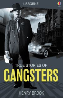 TRUE STORIES OF GANGSTERS BOOK