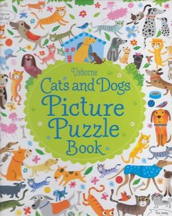 CATS AND DOGS PICTURE PUZZLE B