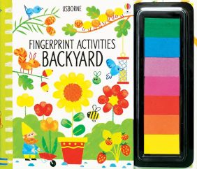 FINGERPRINT ACTIVITIES-BACKYARD