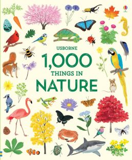 1,000 THINGS IN NATURE BOOK