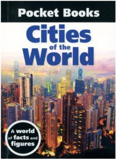 CITIES OF THE WORLD POCKET BK