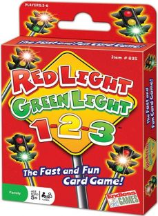 ENDLESS GAMES RED LIGHT, GREEN