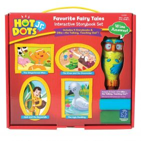 HOT DOTS JR. FAVORITE FAIRY TA