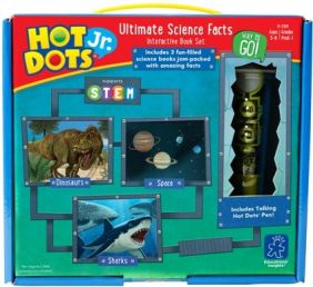 HOT DOTS JR/ULTIMATE SCIENCE FACTS
