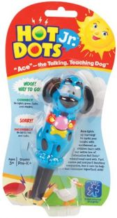 HOT DOTS JR. ACE THE TALKING,